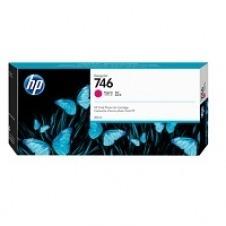 HP 746 - 300 ml - magenta - original - DesignJet - cartucho de tinta - para DesignJet HD Pro MFP, Z6, Z6dr, Z9+, Z9+dr