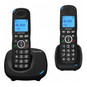 Teléfono Inalámbrico Alcatel Versatis XL 535 Duo (2 pcs)