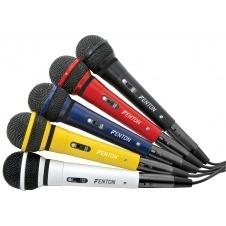 DM120 Set Karaoke de 5 micrófonos dinámicos