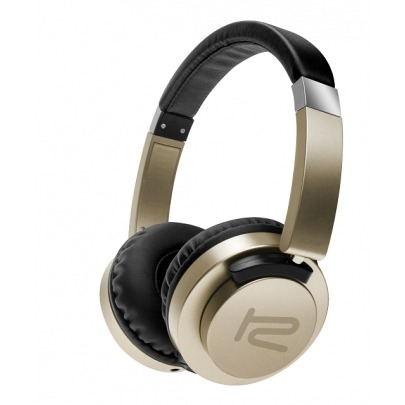 Klip Xtreme - KHS-851GD - Headphones - For Phone / For Portable electronics / For Tablet / For Computer / For Cellular phone - Wired