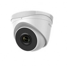 Hikvision HiLook IPC-T220H - Network surveillance camera - color (Day&Night) - 2 MP - 1920 x 1080 - 1080p - M12 mount - fixed focal - LAN 10/100 - MJPEG, H.264, H.265, H.265+, H.264+ - DC 12 V / PoE