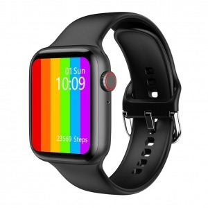 Reloj Smartwatch WS66 Bluetooth Negro