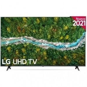 "Televisor LG UHD TV 75UP76706LB 75""/ Ultra HD 4K/ Smart TV/ WiFi"