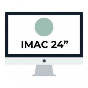 "Apple iMac 24"" Retina 4.5K/ Chip M1 CPU 8 Núcleos/ 8GB/ 256GB/ GPU 7 Núcleos / Verde"