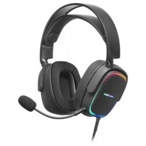 Auriculares Gaming con Micrófono Mars Gaming MHAX/ Jack 3.5/ USB 2.0
