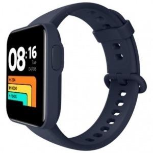 Smartwatch Xiaomi Mi Watch Lite/ Notificaciones/ Frecuencia Cardíaca/ GPS/ Azul Marino