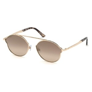 Gafas de Sol Unisex WEB EYEWEAR Marrón Dorado (ø 58 mm)