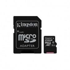 MEM MICRO SDXC 256GB KINGSTON CANVAS SELECT+ADAPT