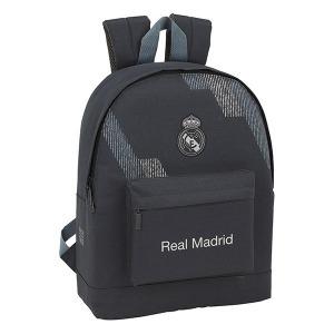 Mochila para Portátil Real Madrid C.F. 15,6'' Gris oscuro