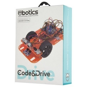 Kit de Electrónica Code & Drive