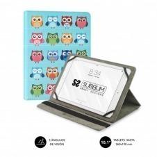 Funda Subblim Trendy Owls para Tablets de 10.1