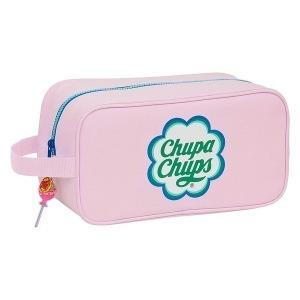 Zapatillero de Viaje Chupa Chups Rosa Poliéster