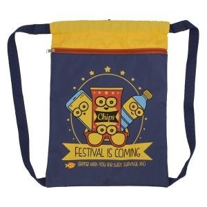 Mochila Quid Cool Festival