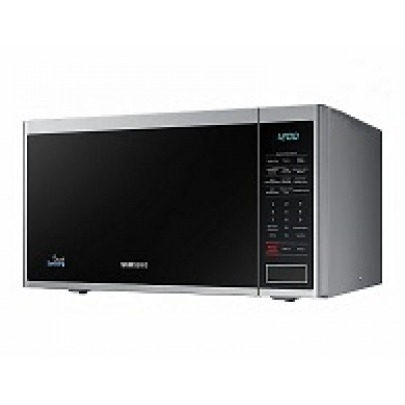 Samsung - Microwave - MS40J5133CT/AP - Silver - Satinless door - Ceramic enamel interior