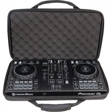 Maleta DJ EVA Pioneer® DDJ-400/DDJ-SB3/ NI® TRAKTOR KONTROL S2MK3 Negra.