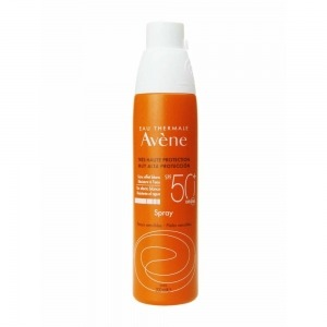 Protector Solar Corporal en Spray Avene Spf 50+ (200 ml)