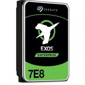 """Disco Duro Seagate Exos 7E8 2TB/ 3.5""""/ SATA III/ 256MB"""