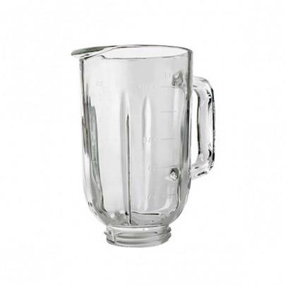 Vaso de vidrio para licuadora MARCA: BLACK + DECKER