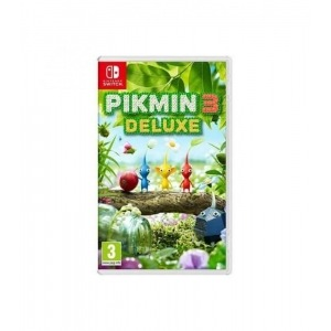 JUEGO PIKMIN 3 DELUXE NINTENDO SWITCH