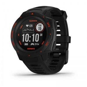 Smartwatch GARMIN Instinct Esports Edition Bluetooth GPS Negro