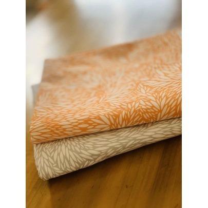 Mantel Veranda Rectangular de Color Gris 108x58