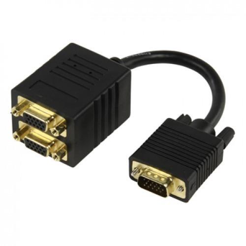 Cable de conexión VGA - 2x VGA bañado en oro.