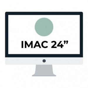 "Apple iMac 24"" Retina 4.5K/ Chip M1 CPU 8 Núcleos/ 8GB/ 512GB/ GPU 8 Núcleos / Verde"