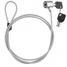 Xtech - Security cable lock - Keyed XTA-111