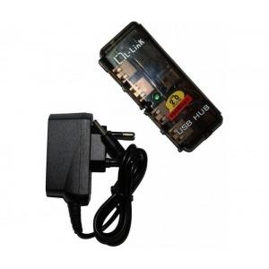Hub USB 4 Puertos Alimentación con Alimentación L-LINK
