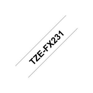 Cinta Brother TZE-FX231
