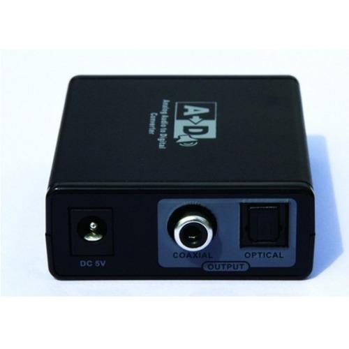 Conversor de audio Analogico a Audio Digital.