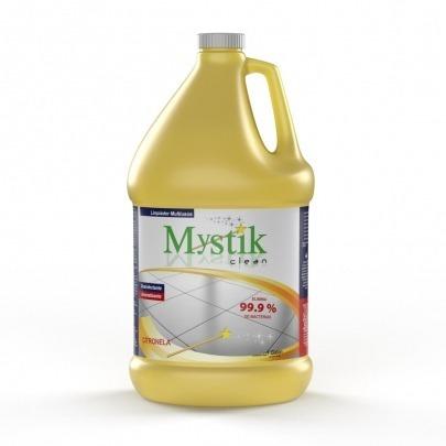 Desinfectante con Aroma a Citronela 1 Galón Mystik Clean