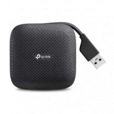 HUB TP-LINK UH400 - 4 PUERTOS USB 3.0 - DISEÑO COMPACTO - CABLE RETRACTIL