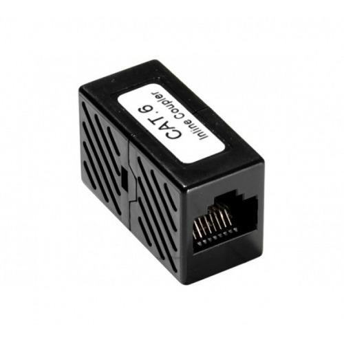 Empalme Cable UTP Cat.6 RJ45 H/H