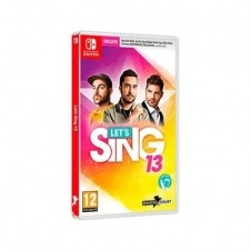 JUEGO NINTENDO SWITCH LET S SING 13