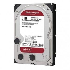 "Disco Duro Western Digital WD Red NAS 6TB/ 3.5""/ SATA III/ 256MB"