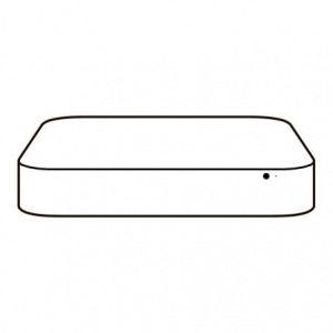 MAC MINI QUAD CORE i3 3.6GHz/8GB/256GB/INTEL UHD GRAPHICS 630 - MXNF2Y/A