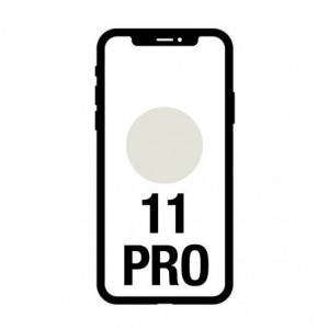 "Smartphone Apple iPhone 11 PRO 64GB/ 5.8""/ Plata"