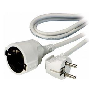Cable alargador Vivanco SKV 3 W Blanco