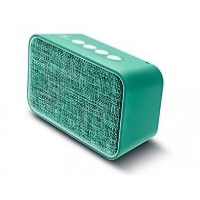 Xtech XTS-615 - Anthrax Speakers - Aqua - Portable speaker with wireless technology and built-in microphone, for hands-free conversations - Wirelessly stream music from up to 33 feet away from the aud