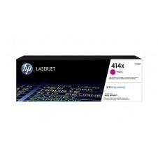 HP 414X - Alto rendimiento - magenta - original - LaserJet - cartucho de tóner (W2023X) - para Color LaserJet Pro M454, MFP M479