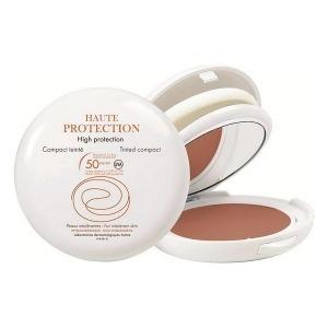 Maquillaje Compacto Solaire Haute Protection Avene Spf 50