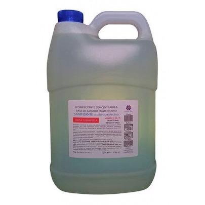 Amonio Cuaternario ILECA Galón