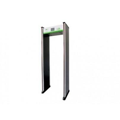 ZKTeco ZK-D3180S(TD) - Metal detector - & Body Temperature