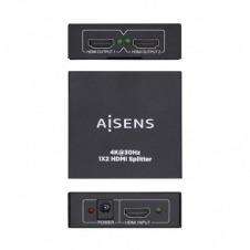 Duplicador HDMI Aisens 1 Entrada a 2 Salidas