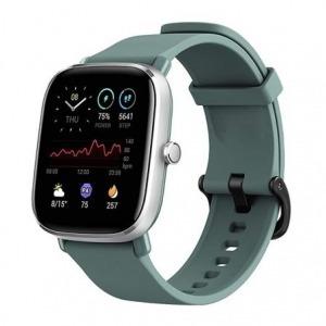 Smartwatch Huami Amazfit GTS 2 Mini/ Notificaciones/ Frecuencia Cardíaca/ Verde Sabio
