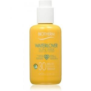 Protector Solar Waterlover Sun Milk Biotherm SPF 30 (200 ml)
