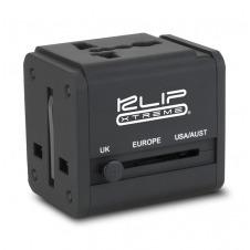 Klip Xtreme - Power adapter - Trip Power Adapter Kit - Two USB ports