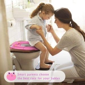 Asiento para Bebés Besfair Rosa (Reacondicionado A+)