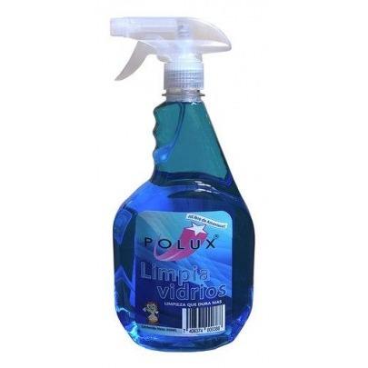 Limpia Vidrios POLUX 850 ml.